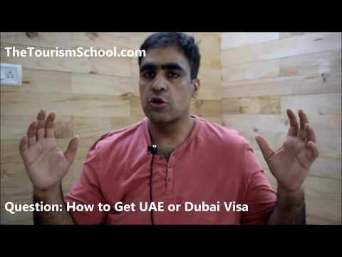 How to Get UAE or Dubai Visa How to Become Successful Travel Agent Series