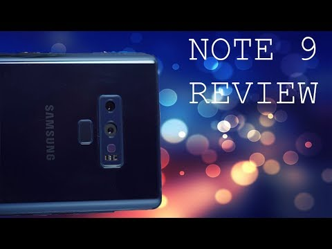 Note 9 Review: Best Phone For Music!!! Long Term Review!