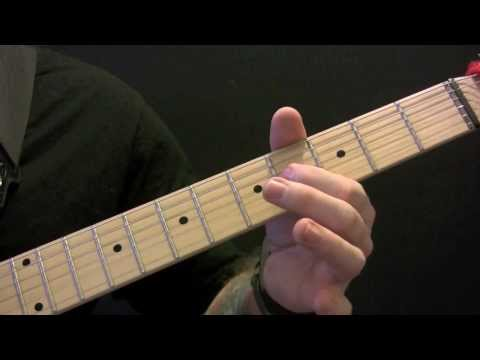 Everybody's Changing Guitar Tutorial by Keane - How To Play Everybody's Changing On Guitar