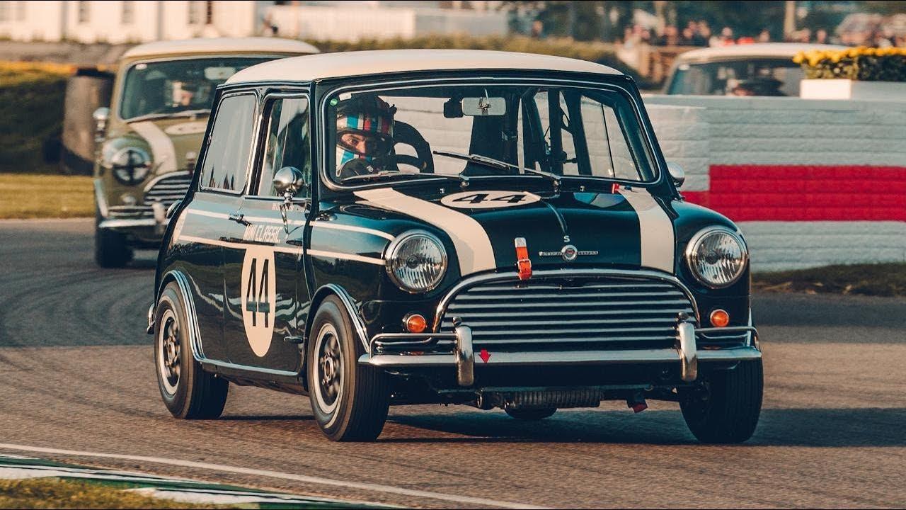 Mini Cooper S At Goodwood Chris Harris Drives Top Gear Youtube
