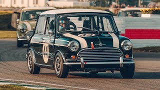 Mini Cooper S at Goodwood | Chris Harris Drives | Top Gear