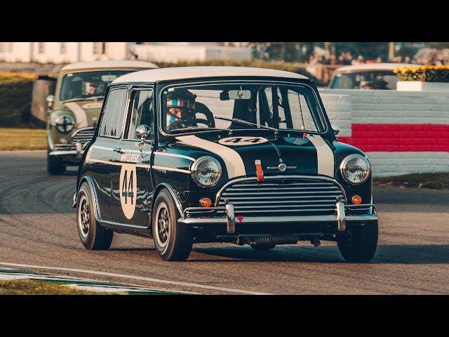 Mini Cooper S at Goodwood | Chris Harris Drives | Top Gear