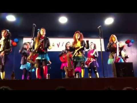 Carnavales alcaracejos 2014