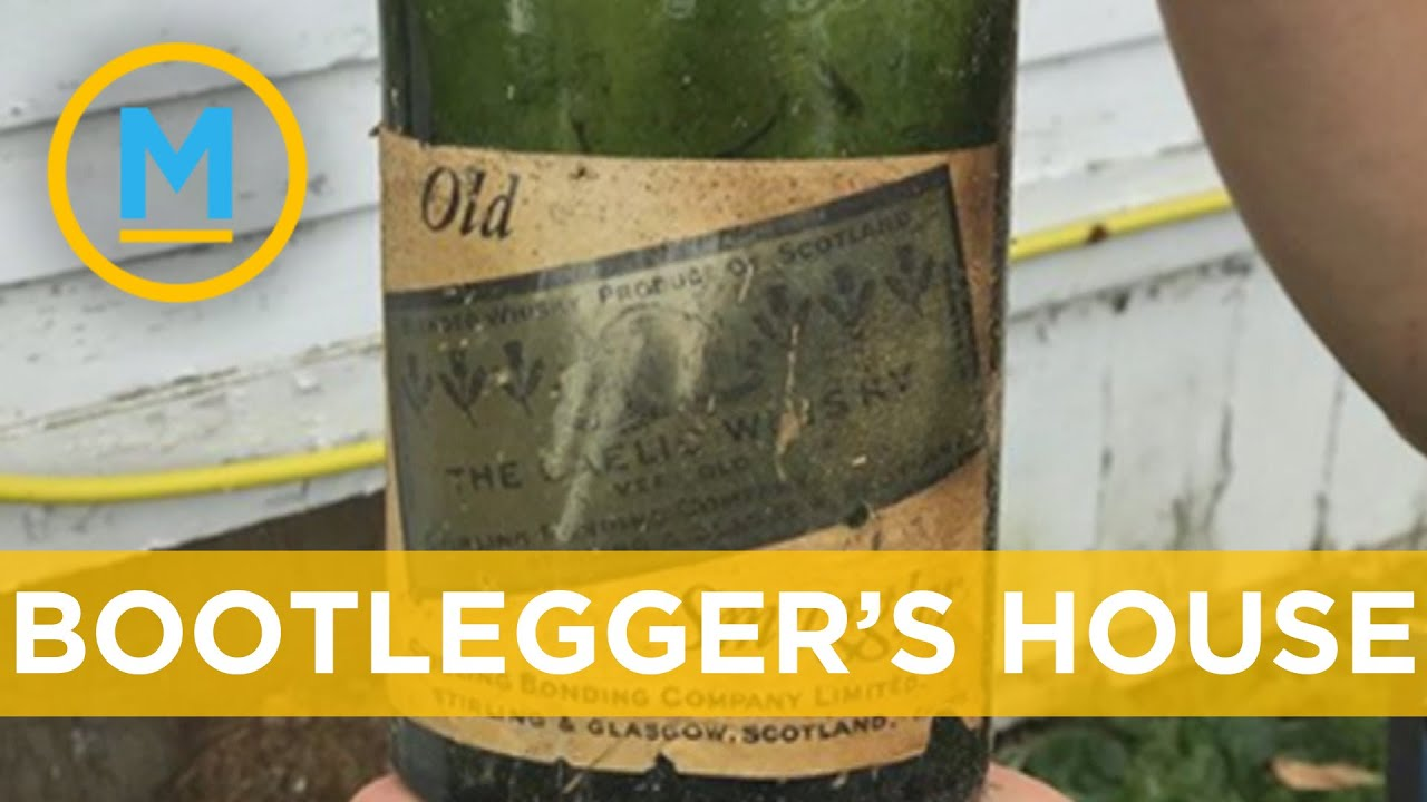 Couple Discovers 60 Bottles Of 100 Year Old Whisky In Their House Your Morning Youtube