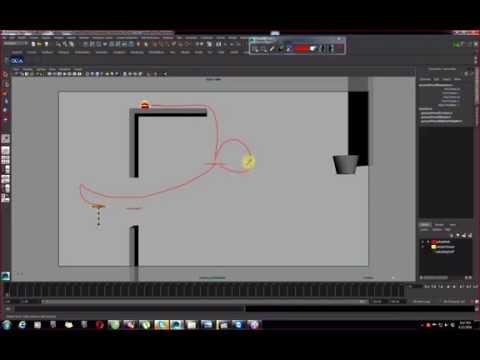 Hướng dẫn Animation Online: Kĩ thuật Overlap với trái bóng