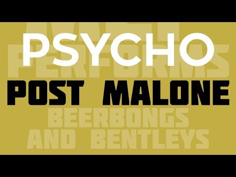 Psycho - Post Malone F. Ty Dolla $ign Cover By Molotov Cocktail Piano