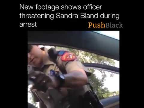 Sandra Bland:  The Video Police Didn't Want Us To See