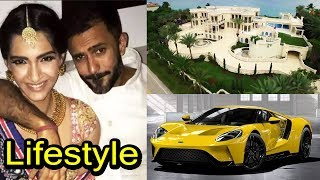 Anand Ahuja ( Sonam Kapoor Husband ) Biography ,Family, Cars,House,Income & Net worth