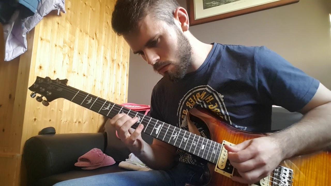 Sexual Healing Guitar Cover