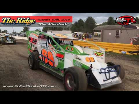 """The Aftershock"" @ The Ridge - Glen Ridge Motorsports Park - August 19th, 2018"