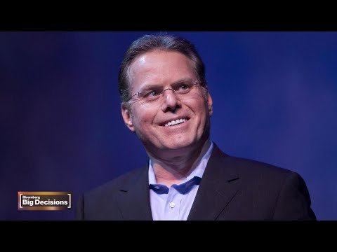 Bloomberg Big Decisions: Discovery CEO David Zaslav