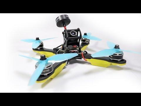 ImpulseRC Helix Build Video - FPV Racing Drone