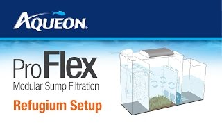 ProFlex Modular Sump Filtration: Refugium Set Up