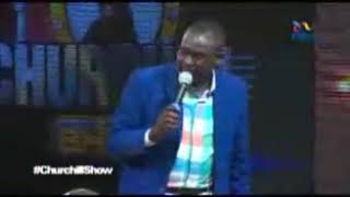 Churchill show-pastor kuria