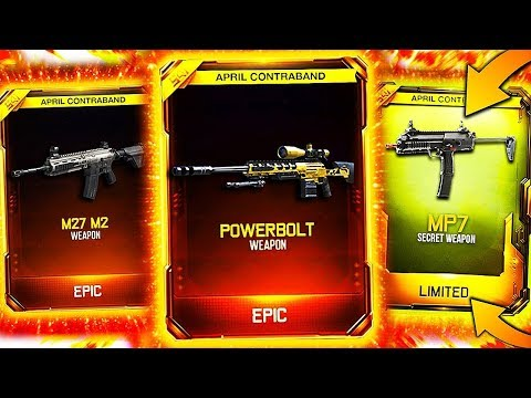 GRINDING FOR 100 SUBS *NEW* DLC WEAPONS !! UPDATE 1.26