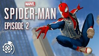 Marvel's Spider-Man PS4 | Episode 2 | JEFF IS THE REAL SUPERHERO!