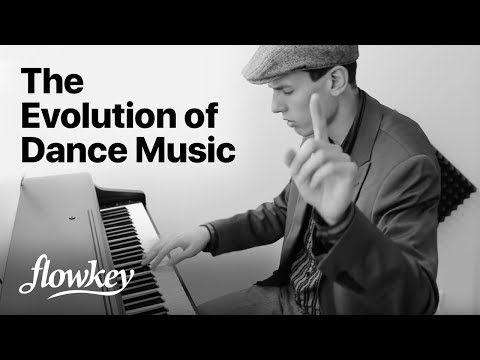 The Evolution Of Dance Music Piano Medley by Thomas Krüger
