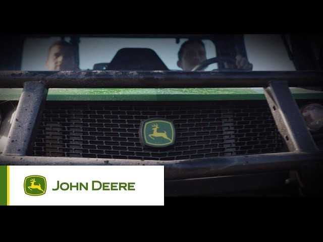 John Deere - Gator - Brandmovie