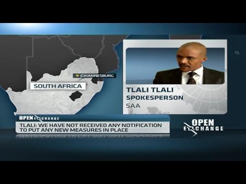 Preventing Ebola outbreak in West Africa from spreading to South Africa