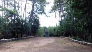 Camping Les Menhirs, Carnac France