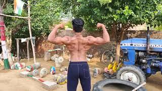 Ravi Fitness Rs   back workout at home   back workout home   home back workout for beginners