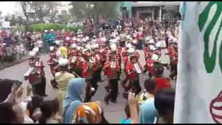 DRUM BAND SDN SUKARESMI 05 @ISPI Matador Cifest, Ciakarang Selatan
