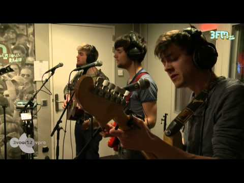 Geppetto & The Whales - 'Jonathan' live @ 3voor12 Radio