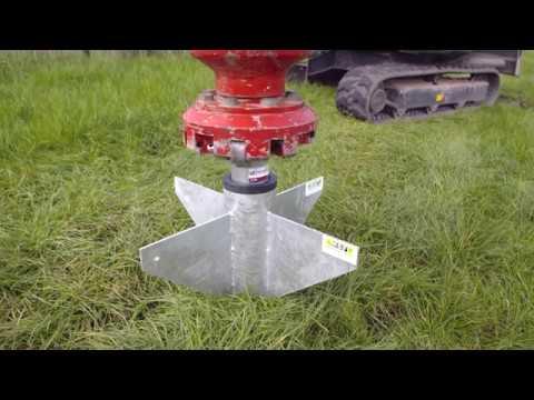 Spiksplinternieuw Bedrijfsvideo Weenk Schroeffundering B.V. Moderne Fundatie - YouTube WO-28
