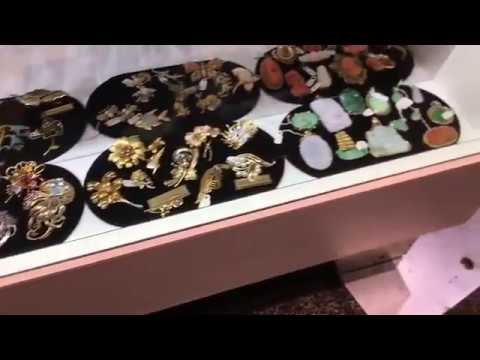 Alpha and Omega Vintage Jewelry | Ruby Lane LIVE in Las Vegas