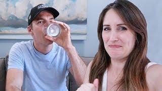 Husband Tries My Breastmilk!