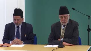 UK Ahmadi Muslims hold office bearers forum