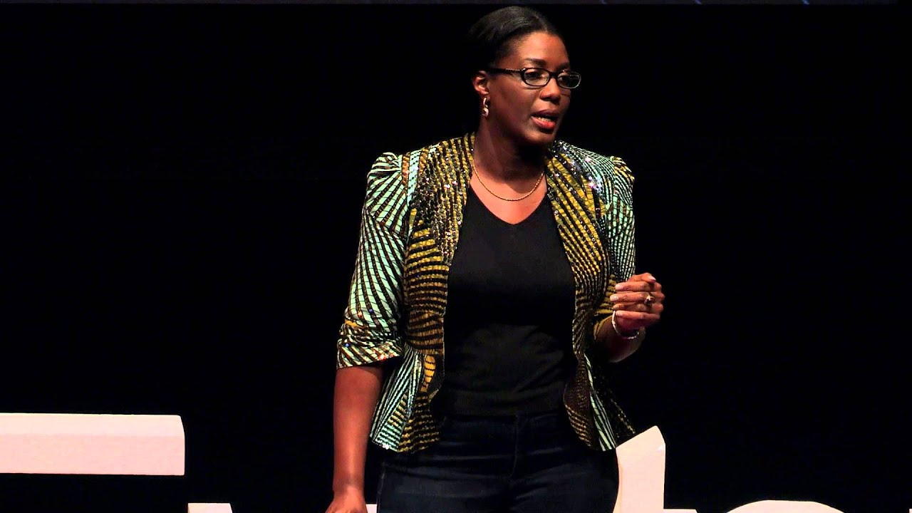 Don't happily be a spectator in your own economy | Monica Katebe Musonda | TEDxEuston