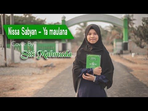 nissa-sabyan---ya-maulana-(cover)-by-siti-mahmuda