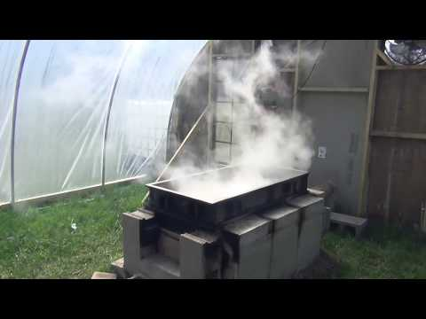 Before You Boil Maple Syrup Watch This