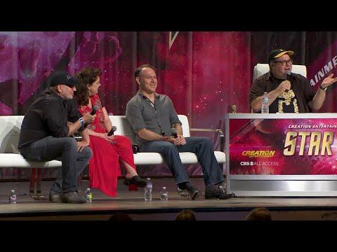 Star Trek -  Inside The Star Trek: Discovery's Writers Room