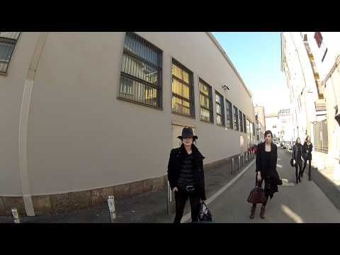 Stockholm Streetstyle action camera