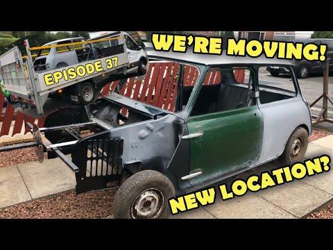 Classic Mini Mk1 Conversion - **Move to New Location**