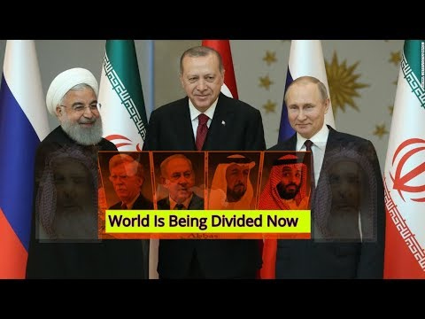 Isolating Iran and Turkey Is All About JERUSALEM - Good vs Evil - WORLD IS DIVIDING!!!