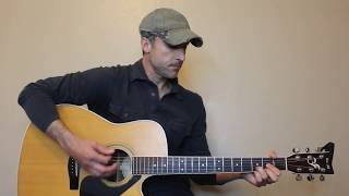 how to play rumor lee brice