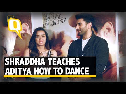 Thumbnail: How Young and Hip are Shraddha and Aditya?