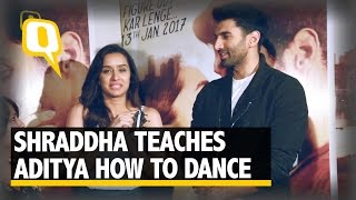 How Young and Hip are Shraddha and Aditya?