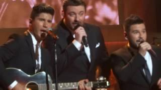 Chris Young & Dan+Shay - Flowers On The Wall