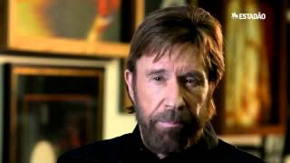 """Chuck Norris - Career and new movie """"The Finisher"""" - 2014"""