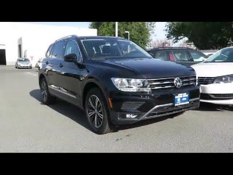 2018 Volkswagen Tiguan SEL San Jose  Sunnyvale  Hayward  Redwood City  Cupertino