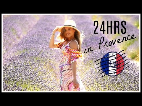 24 Hours In Provence | Niomi Smart