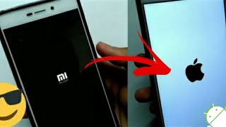 Convert Any Xiaomi Android Device into iPhone iOS 10 interface No Root | iPhone look alike