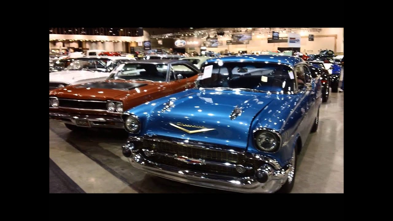 BarrettJackson Inaugural Hot August Nights Auction Reno - Barrett jackson car show