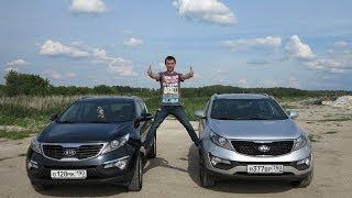 Честный тест драйв KIA Sportage 2014 рестаил