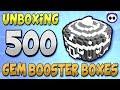 UNBOXING 500 GEM BOOSTER BOXES IN TROVE! | Golden Gem Keys BEFORE Eclipse