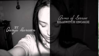 ♥ Killswitch Engage - Arms of Sorrow || Acoustic Vocal cover ♥